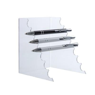 Подставка под ручки, наклонная горка, оргстекло