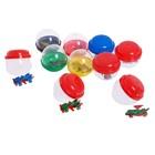 Набор игрушек в яйце «Форсаж», набор из 10 яиц
