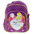 """Рюкзак школьный эргономичная спинка Disney """"Принцессы"""" Королевские питомцы EVA-спинка, для девочки"""