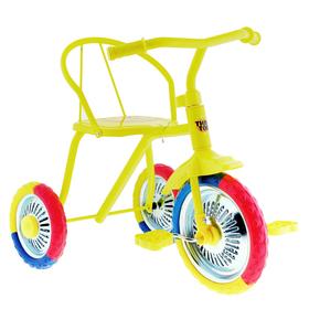 Велосипед трёхколёсный «Тип-Топ 313», колёса 10' и 8', цвет микс Ош