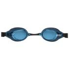 Очки для плавания SPORT RACING, от 8 лет, цвета МИКС, 55691 INTEX