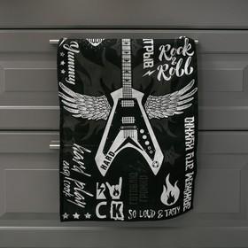 Полотенце кухонное «Let's rock» 35х60 см