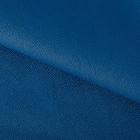 Ткань для пэчворка «Синий нэви» декоративная кожа, 33 × 33 см