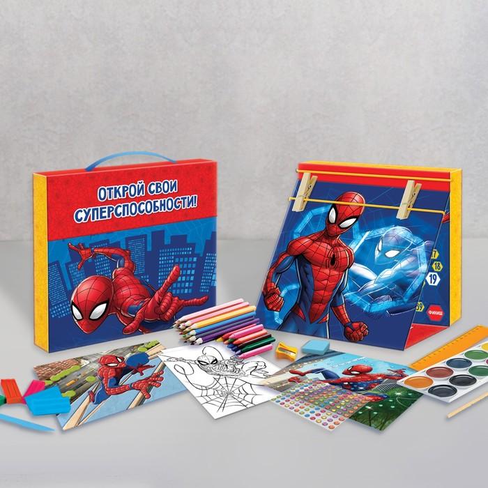 """Набор для рисования """"Суперспособности"""", Человек-паук"""