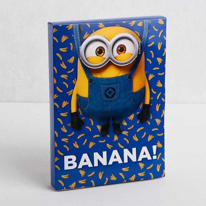 """Набор для творчества """"Бананы"""", Гадкий Я"""