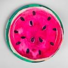 Paper plate Watermelon set of 6 PCs