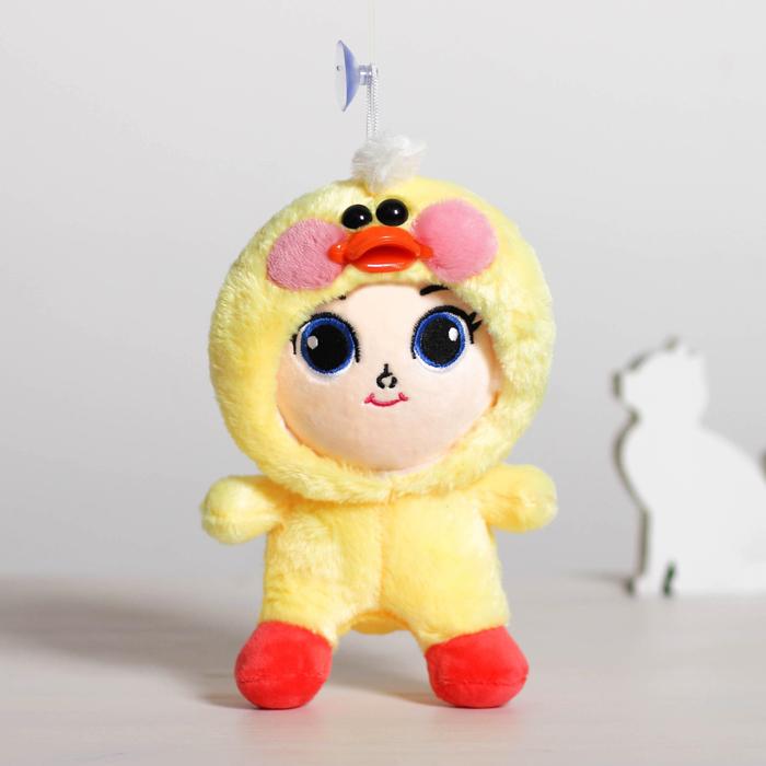Мягкая кукла «Цыплёнок»