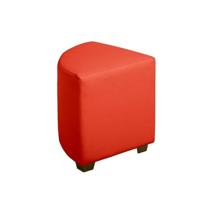 Пуф детский Марио 400х400х380 Красный