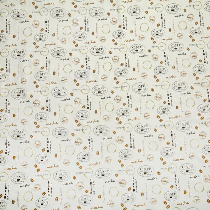 Скатерть многоразовая с рисунком 132 х178 , цвет МИКС