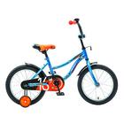 """Велосипед 16"""" Novatrack Neptun, 2019, цвет синий"""