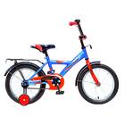 """Велосипед 16"""" Novatrack Astra, 2019, цвет синий"""