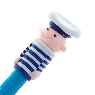 Ручка шариковая-прикол, «Моряк»