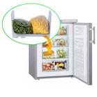 Разделитель д/замороженных продуктов регулируемый 165-260*134*112мм, прозрачный