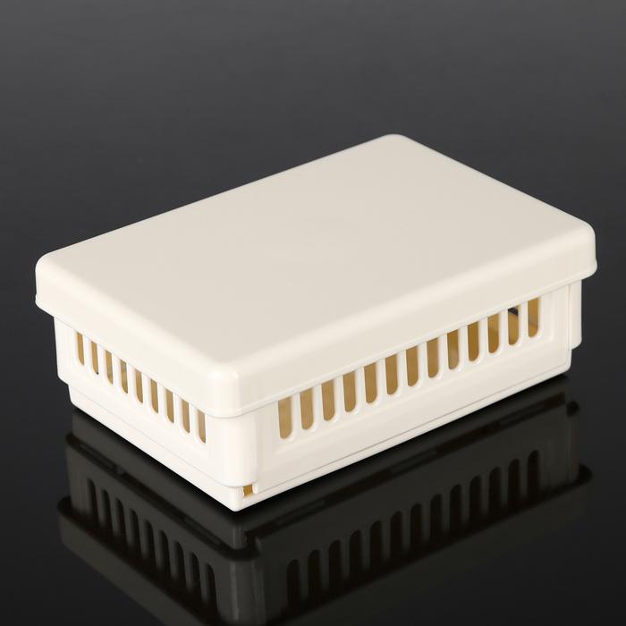 Органайзер для мелочей 16×11,5×6 см, цвет МИКС