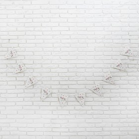 Гирлянда «Единорог», 3 м, цвет белый