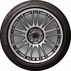 Чехол запасного колеса Колесо SKYWAY, R15, диаметр 67см,  экокожа (полиэстер)