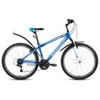"Велосипед 26"" Forward Sporting 1.0, 2018, цвет синий, размер 19"""