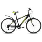"""Велосипед 26"""" Forward Flash 1.0, 2018, цвет чёрный, размер 17"""""""