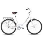 """Велосипед 26"""" Forward SEVILLA 1.0, 2019, цвет белый, размер 18,5"""""""