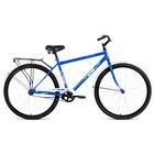 "Велосипед 28"" Altair City high 28, 2019, цвет темно-синий, размер 19"""