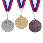 "Медаль тематическая 175 ""Шахматы"" бронза"