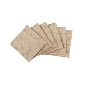 Набор салфеток Curls, размер 33 × 33 см - 6 шт