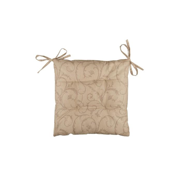 Набор подушек на стул Curls, размер 42 × 42 см - 2 шт