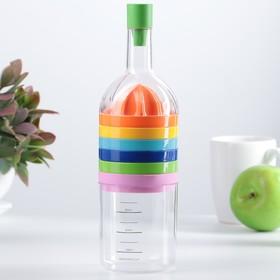 Бутылка универсальная кухонная «Чудо», 29×9 см, цвет МИКС