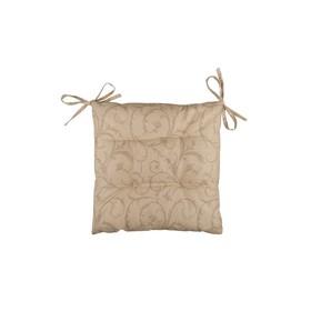 Подушка на стул Curls, размер 42 × 42 см