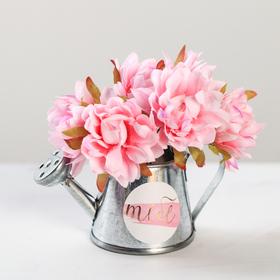 """Floral compliment """"Good mood"""", 8.5 × 5 × 8.5 cm"""