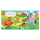 Книги картонные набор «Животные», 4 шт., по 10 стр. - фото 105682908