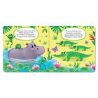 Книги картонные набор «Животные», 4 шт., по 10 стр. - фото 105682909