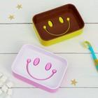 """Набор """"Котята"""", держатель для зубной щётки, крючок, мыльница, детский - фото 4650514"""