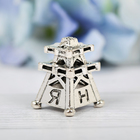 Напёрсток сувенирный «ЯНАО», серебро - фото 691019