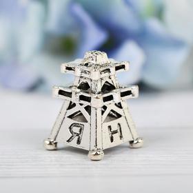 Напёрсток сувенирный «ЯНАО», серебро в Донецке