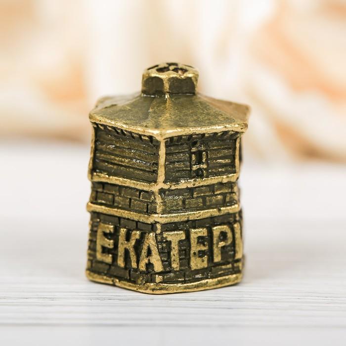 Напёрсток сувенирный «Екатеринбург», латунь - фото 691034