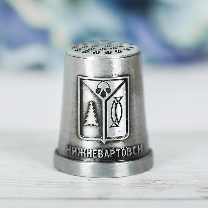 Напёрсток сувенирный «Нижневартовск» - фото 397694