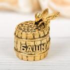 Напёрсток сувенирный «Башкортостан», золото - фото 691051