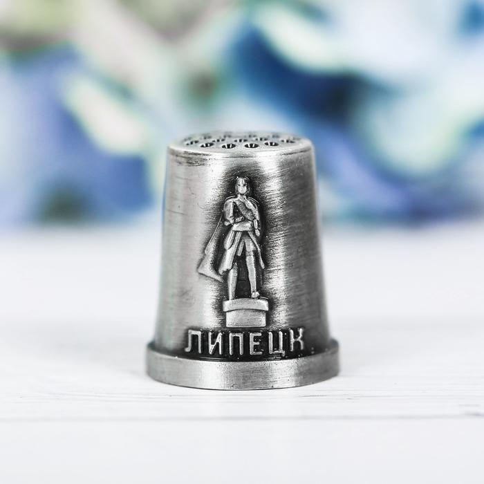 Напёрсток сувенирный «Липецк» - фото 690995