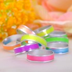 "Ring children's ""Vibracula"" track neon, color MIX, size MIX"