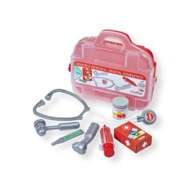 Игровой набор доктора, в чемоданчике, 7 предметов Ош