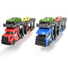 "Игрушка ""Автовоз"", грузовик и три машинки, 28 см, МИКС"