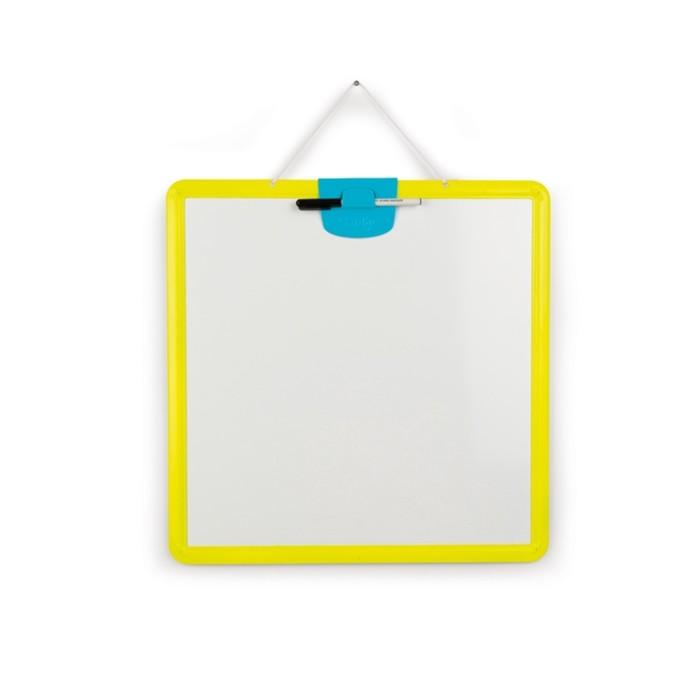 Двусторонняя доска для рисования, 47х1х47 см