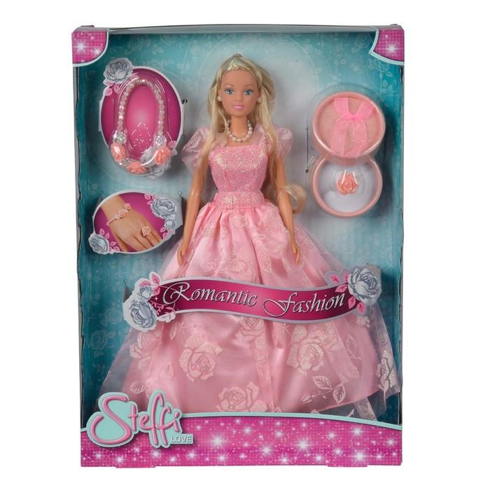 """Кукла """"Штеффи-Мечтательная принцесса"""", с аксессуарами, 29 см"""