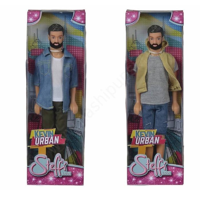 """Кукла """"Кевин"""" с бородой, 30 см"""