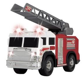 Пожарная машина, со световыми и звуковыми эффектами, 30 см
