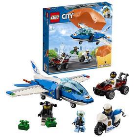 Конструктор Lego «Воздушная полиция: Арест парашютиста», 218 деталей