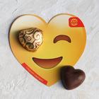 "Шоколадная валентинка ""Смайл"", 15 г"