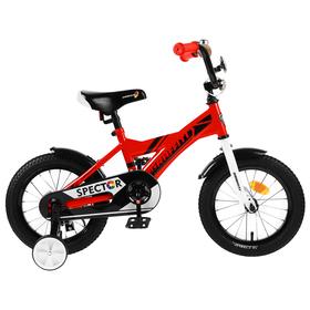 """Велосипед 14"""" Graffiti Spector, цвет красный"""