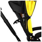 """Велосипед трёхколёсный Micio Classic Air, надувные колёса 10""""/8"""", цвет жёлтый - фото 105546795"""